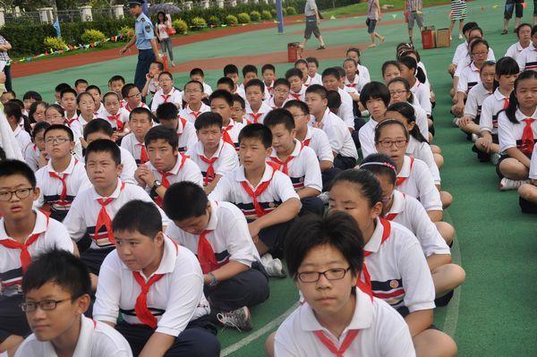 2016届新生军事夏令营掠影(五)