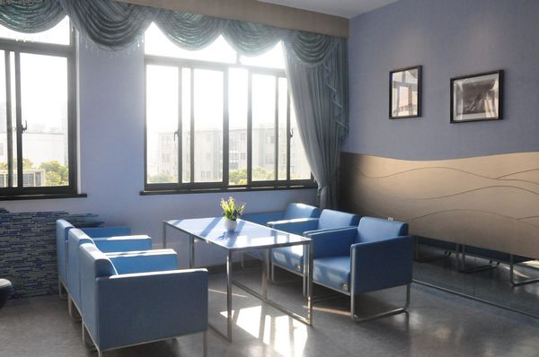 蓝色港湾--温馨的职工之家